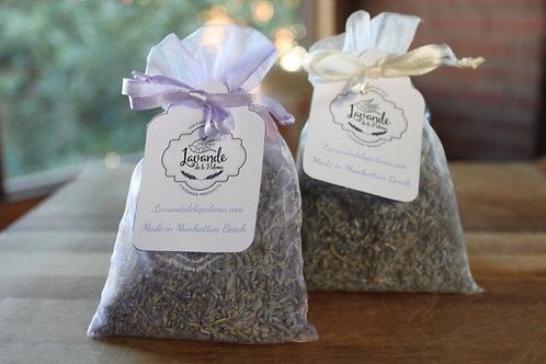 Petit Sheer Lavender Sachet