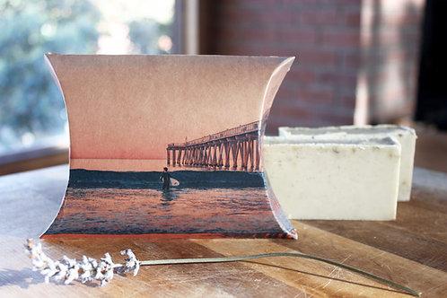 Hermosa Beach Surfer Lavender Soap