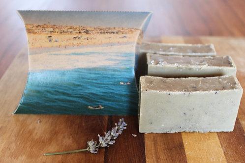 Manhattan Beach Surfer Lavender Soap
