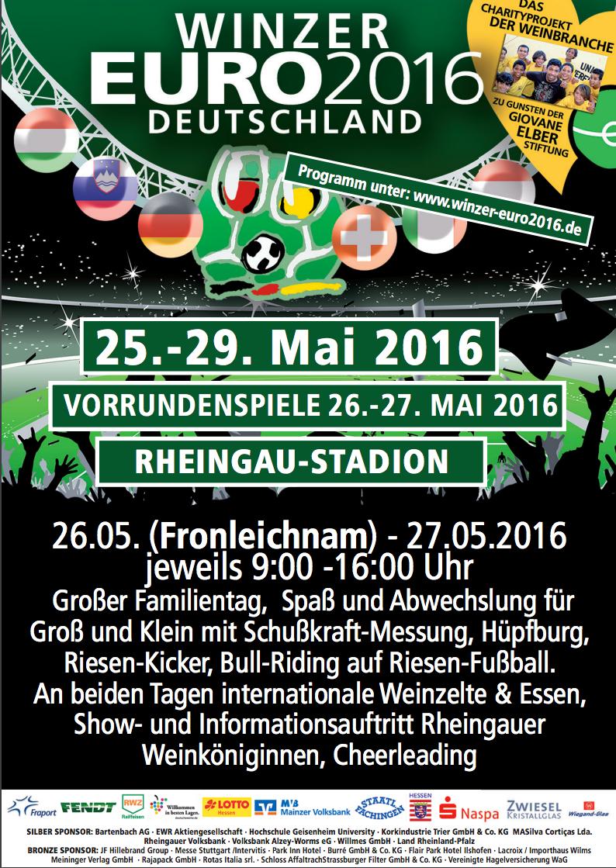Winzer 2016 Nemčija