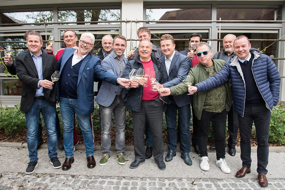 Predstavniki vinskih reprezentanc