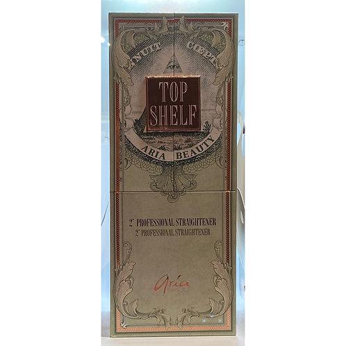 "Aria Top Shelf 2"" Professional Straightener"