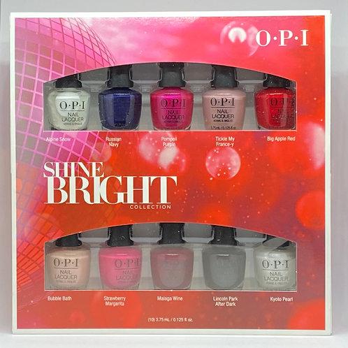OPI Shine Bright Mini Collection