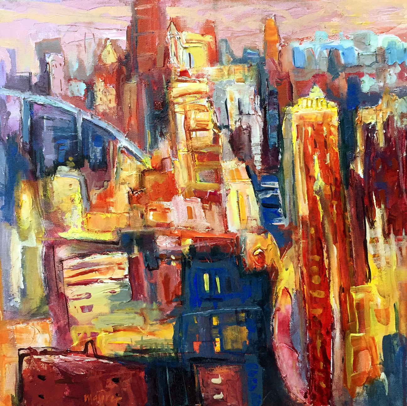 City Imagined II