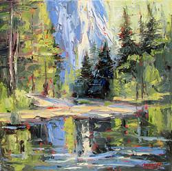 Yosemite Stream No. 2