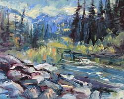 Yosemite Stream No. 1