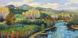 River Serchio - Lucca