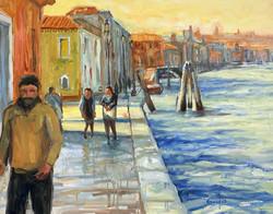 Canal Walk, Guidecca
