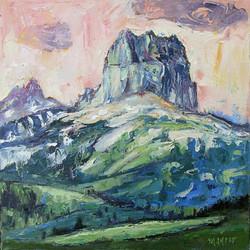 Kings Mountain - Glacier N.P.