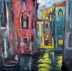 Night Canal No. 2
