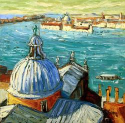 Venice From Guidecca