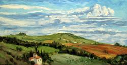 Tuscan Sky No. 1