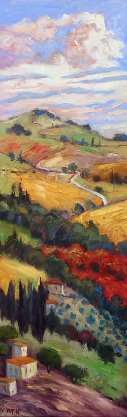 Autumn in Toscana