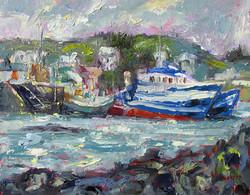 Boats on Sheepshead