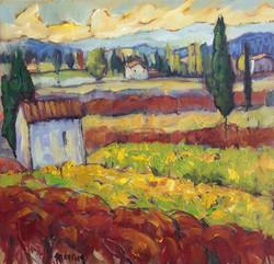 French Hillside
