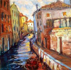 Venetian Canal No. 2