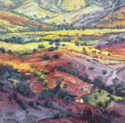 Hills of Noto, Sicily