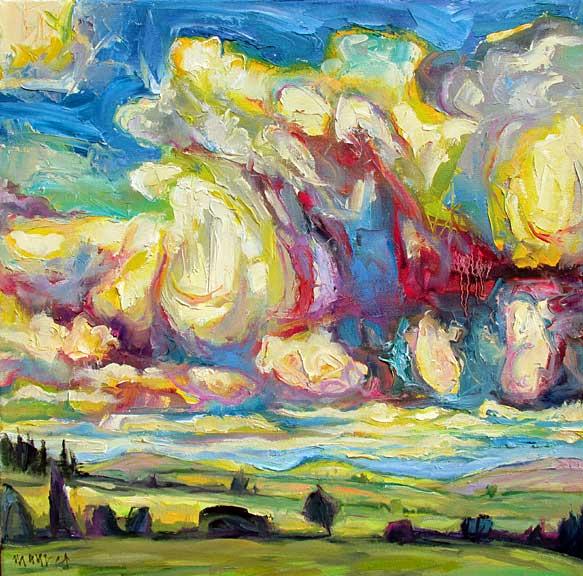 Wild Irish Sky