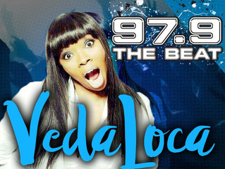 Vida Loca takes over the mornings KBFB (97.9 The Beat)