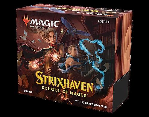 MTG: Strixhaven School of Mages Bundle