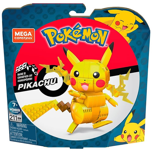 Mega Construx Pokemon - Pikachu