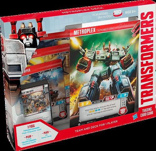 Transformers Metroplex deck