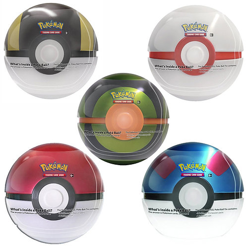 Ball tins (multi)