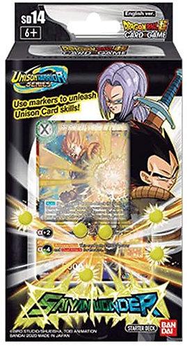 Dragon Ball Super - Saiyan Wonder Starter Deck SD14