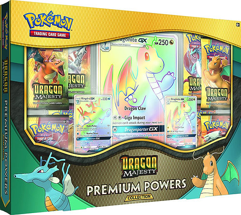 Dragon majesty premium powers