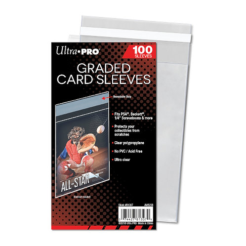 Ultra Pro - Graded Card Sleeves
