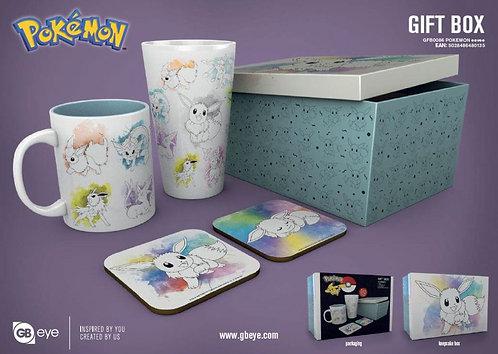 Pokémon Gift Box Eevee