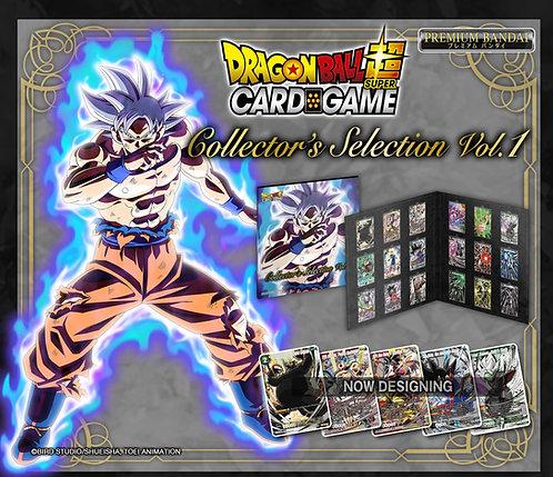 Dragon Ball Super - Collectors Selection Volume 1