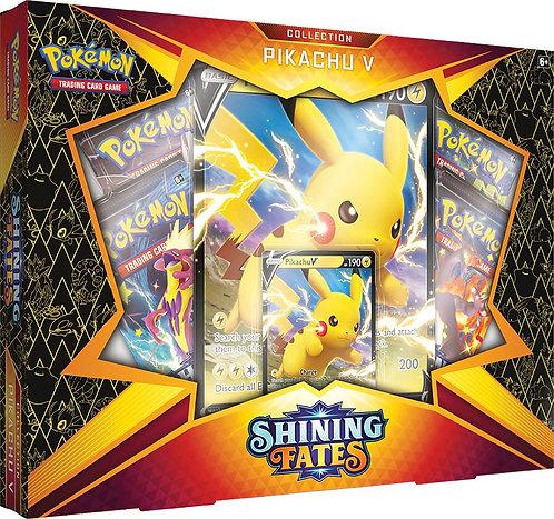 SF Pikachu V Box (MAX 1 PERSON)