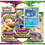 Thumbnail: Vivid voltage 3-pack blister (Vaporeon/Sobble)