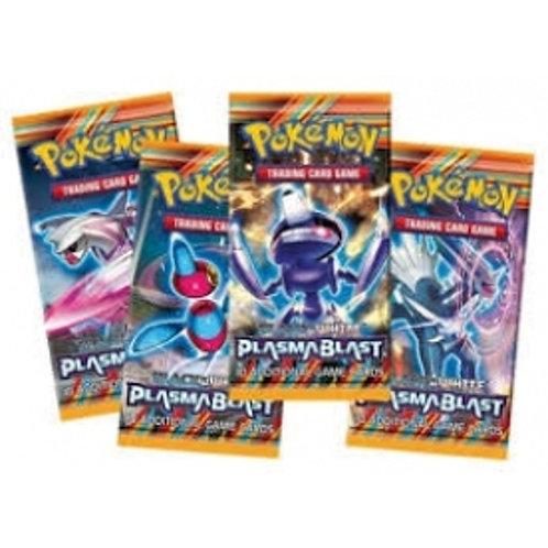 Plasma blast Booster pack