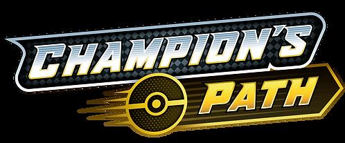 Champions path pin collection (Ballolea, Hammerlocke, Spikemuth)