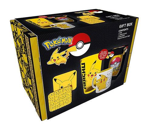 Pikachu gift set