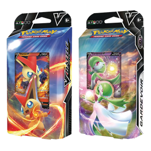 Pokemon TCG: Victini V / Gardevoir V Battle Decks