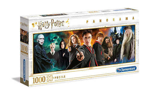 Harry Potter - Panorama Puzzle Characters