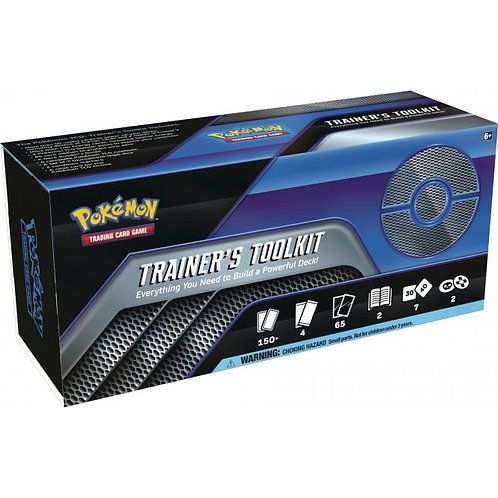 Trainers toolkit 2021 (Blue)
