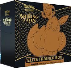 Pokemon - Shining Fates Elite trainer Box (4.5)
