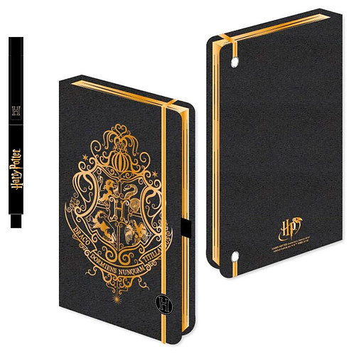 Harry Potter - Stationery Set Hogwarts Crest
