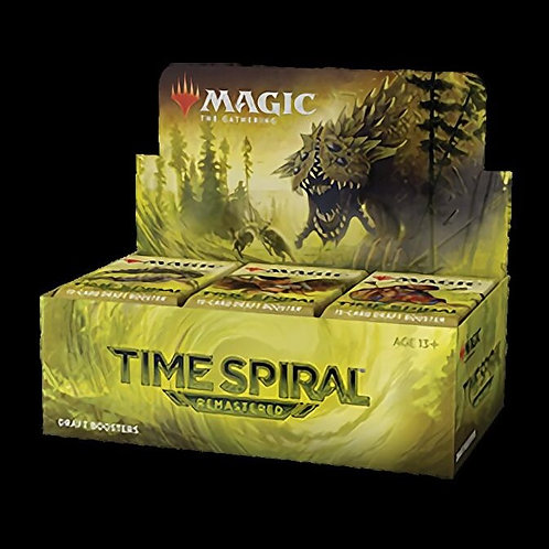 MTG: Time Spiral Remastered Draft Booster Box (36 packs)