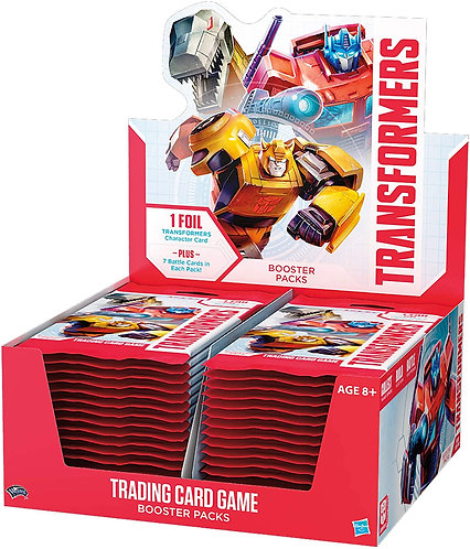 Transformers Base set booster box