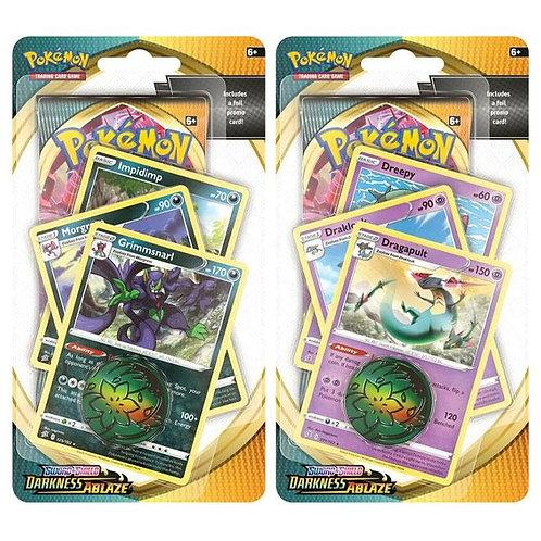 Pokemon - Darkness Ablaze Premium Blister