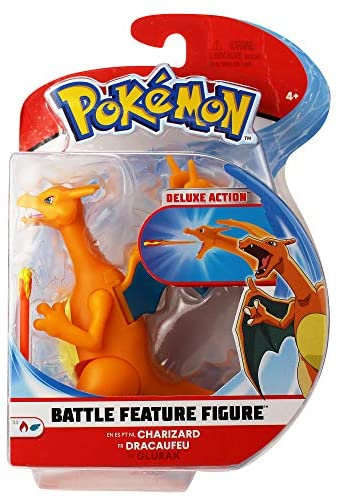 Pokemon Battle Feature Figure – Charizard