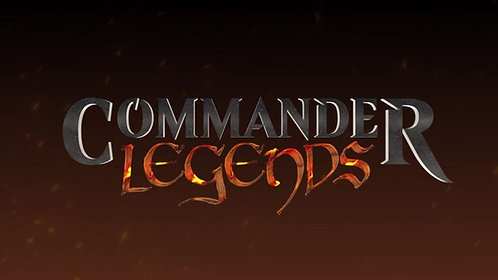 MTG - Commander Legends Commander Decks
