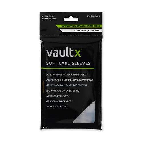 Vault X - Soft Card Sleeves