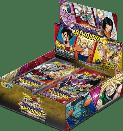 Dragon Ball Super - Unison Warrior Series - Supreme Rivalry Pack/Box [DBS-B13]