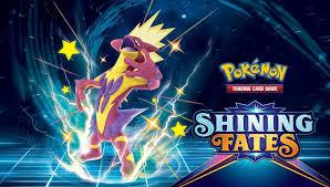 Pokémon: Shining Fates Premium Collection Shiny Crobat VMAX / Shiny Dragapult